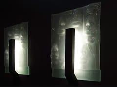 Lampada da parete a LEDFOLLOWERS - BARANSKA DESIGN