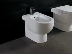 - Ceramic bidet FORM | Bidet - Alice Ceramica