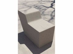 - Concrete outdoor chair FORM | Concrete outdoor chair - SIT