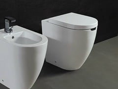 - Ceramic toilet FORM H 50 OPEN | Toilet - Alice Ceramica