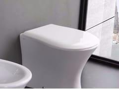 - Thermosetting toilet seat FORMOSA | Toilet seat - Olympia Ceramica