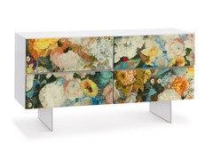 - Lacquered chest of drawers FLORA | Chest of drawers - Oliver B.