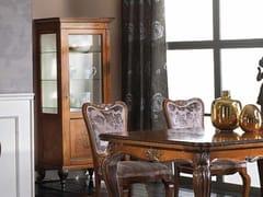 - Solid wood display cabinet FRANCESCA - Arvestyle