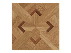 PARQUET IN ROVEREFRENCH OAK CLASSIC #1 SATIN CARMEN - PANAGET