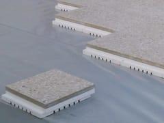Pannello termoisolante in EPS con finitura a pavimentoFRESHOT - DONZELLA PAVIMENTI