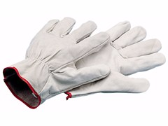 - Tanned leather Work gloves FULL-GRAIN LEATHER GLOVES - Würth