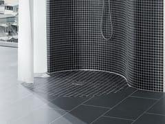 - Piatto doccia circolare incassato FUNDO TROLLO | Piatto doccia - Wedi Italia
