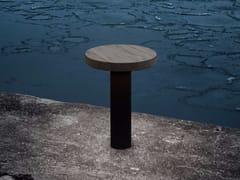 Paletto luminoso a LED in legnoFUNGHI | Paletto luminoso - ZERO