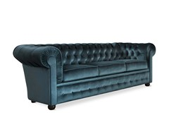 - Tufted 4 seater fabric sofa 800 | Fabric sofa - Domingo Salotti