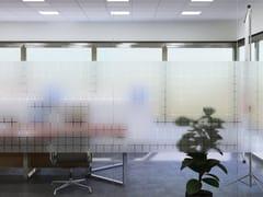 Pellicola per vetri adesiva decorativaG-04 SQUARE - ARTESIVE