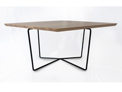 - Square coffee table for living room GEMMA | Square coffee table - Altinox Minimal Design