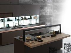 - Cucina con isola con ponte attrezzato GENIUS LOCI | Cucina con isola - VALCUCINE