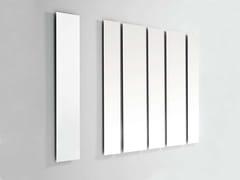 - Rectangular wall-mounted mirror GEOMETRIKA RETTANGOLARE - PIANCA