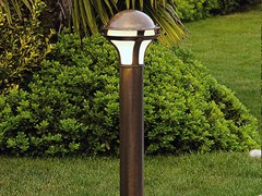 - Garden metal bollard light GIARDINO | Bollard light - Aldo Bernardi