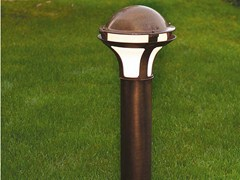 - Metal bollard light GIARDINO | Bollard light - Aldo Bernardi
