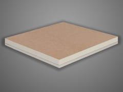 GIBITEC® PLUS | Pannello termoisolante in schiuma polyiso