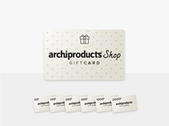 Carta regalo del valore di 1000 € GIFT CARD 1000 - ARCHIPRODUCTS.COM