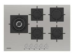 Piano cottura a gasGIGF 7235221 X | Piano cottura a gas - GRUNDIG