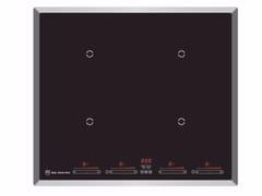 - Piano cottura a induzione da incasso in vetro GK46TIMSC MAXIFLEX | Piano cottura a induzione - V-ZUG