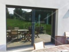 Pellicola per vetri a controllo solare adesivaGLASS 209x - LUMINIS FILMS