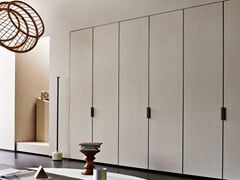 - Melamine-faced chipboard cabinet door GLISS MASTER PLASTER - MOLTENI & C.