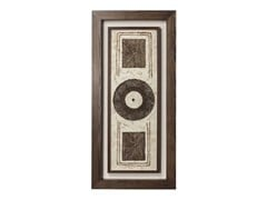 - Decorative panel GOBI CIRCLE BROWN - KARE-DESIGN