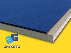 - Sound insulation panel GOMMAPAN GIPS - GHIROTTO TECNO INSULATION