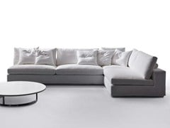 - Corner sectional fabric sofa GORDON | Corner sofa - Marac