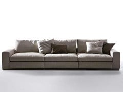 - Sectional fabric sofa GORDON | Sectional sofa - Marac