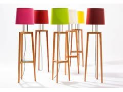 - Wooden floor lamp GRACE PLUS - sixay furniture