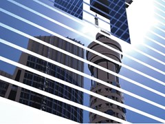 Pellicola per vetri ad uso esternoGRAND 20 - ASTILIA - AVHIL ITALIA