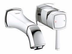 - Miscelatore per lavabo a 2 fori monocomando GRANDERA™ SIZE S | Miscelatore per lavabo a muro - Grohe
