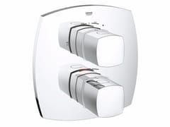 - Miscelatore termostatico per doccia a 2 fori con piastra GRANDERA™ | Miscelatore termostatico per doccia con deviatore - Grohe