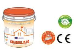 Rivestimento minerale acrilico in pasta al quarzoGRANIGLIATO - MALVIN