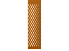 11 Panel curtains