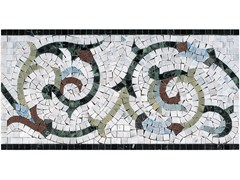 - Marble mosaic GRECHE - CHATILLON - Lithos Mosaico Italia - Lithos
