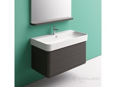 - Ceramic washbasin GREEN 100 - CERAMICA CATALANO
