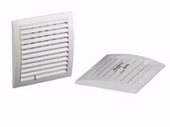 Griglia di ventilazione in ABSGRIGLIA CON SERRANDA E IMBOCCO - DAKOTA GROUP