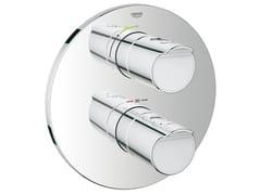 - Miscelatore termostatico per doccia a 2 fori GROHTHERM 2000 | Miscelatore termostatico per doccia con piastra - Grohe