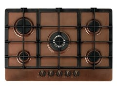 - Gas built-in hob GTPR855HRM | Hob - Glem Gas