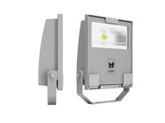 - LED adjustable Outdoor floodlight GUELL 1 - Performance in Lighting