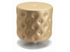 - Upholstered pouf Grasso - Metalmobil
