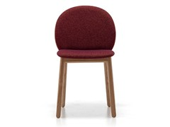 - Upholstered fabric chair HALO 01 - Very Wood