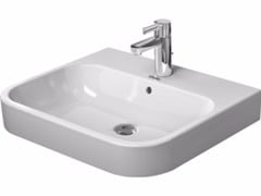 - Ceramic washbasin HAPPY D.2 | Ceramic washbasin - DURAVIT