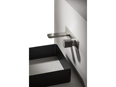 - Built-in basin mixer with handle made of concrete HAPTIC | Single lever basin mixer - RUBINETTERIE RITMONIO