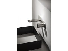- Built-in basin mixer with handle without lever HAPTIC | Single lever basin mixer - RUBINETTERIE RITMONIO