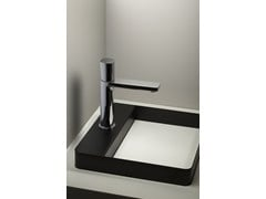 - Basin mixer with handle without lever HAPTIC | Single lever basin mixer - RUBINETTERIE RITMONIO