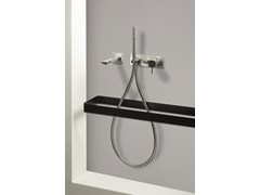 - Built-in bath mixer with handle with lever HAPTIC | Single lever bath mixer - RUBINETTERIE RITMONIO