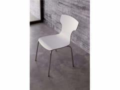 - Laminate chair HAT | Laminate chair - Ozzio Italia