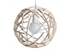 - Plywood pendant lamp HAVAS 40 - SHOWROOM Finland